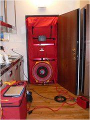 BlowerDoorTest-ventilatore-porta-ingresso